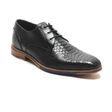 Charles Men's Formal Lace Up Derby Shoes - Laced Shoes - Pavers England