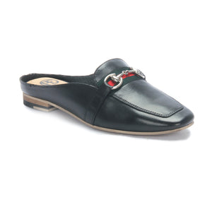 Half shoe mules for Women-Black - Mules - Pavers England