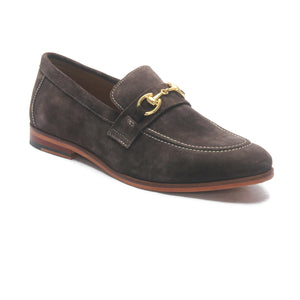 Bit Loafer for Men - Dk.Brown - Wedding & Occasion - Pavers England