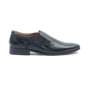 Formal Shoes for Men - Black - Formal Loafers - Pavers England