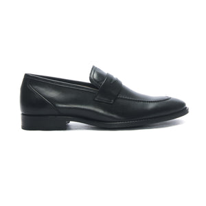 Casual Shoes for Men - Black - Formal Loafers - Pavers England