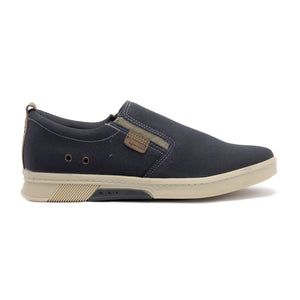 Michael Leather casual boat shoes