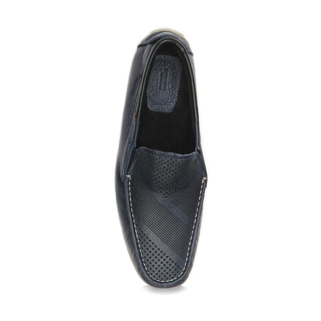 Perforated Pattern Moccasin