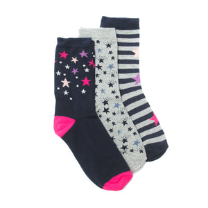 Full length Socks for Women-Multi - Socks - Pavers England