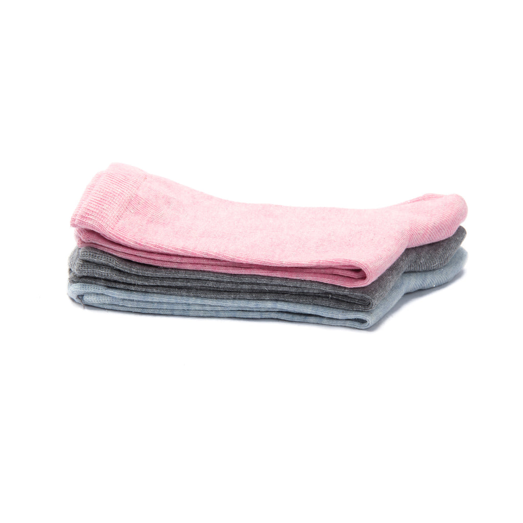 Plain Socks for Women-Multi - Bags & Accessories - Pavers England
