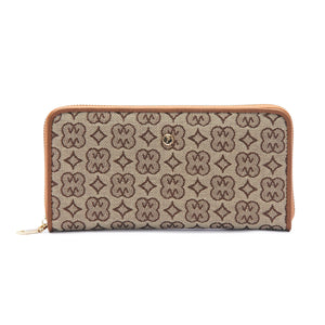 Women's Zip-around Wallet - Bags & Accessories - Pavers England