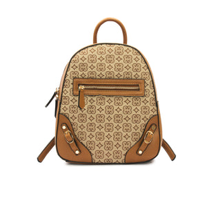 Women's Printed Backpack