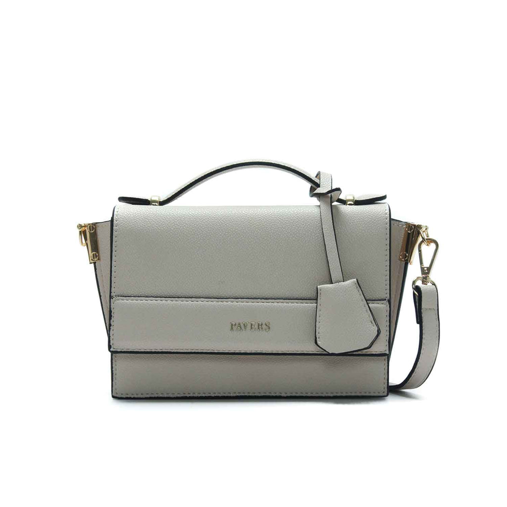 Women's Formal Sling Bag-Nude - Bags & Accessories - Pavers England