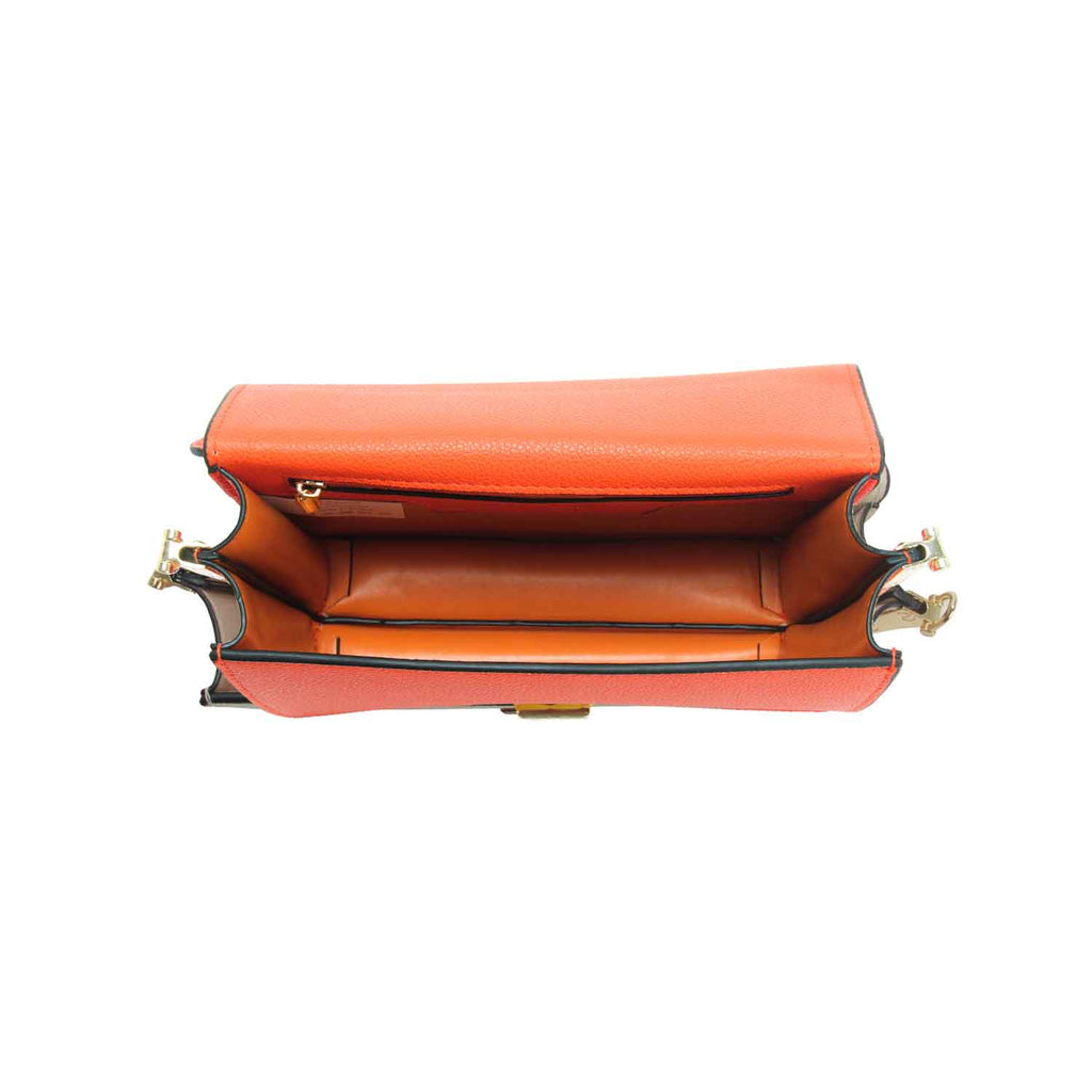 Women's Formal Sling Bag-Orange - Bags & Accessories - Pavers England