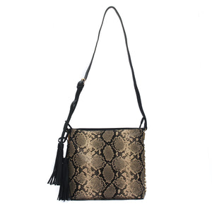 Smart animal printed casual hobo bag for women