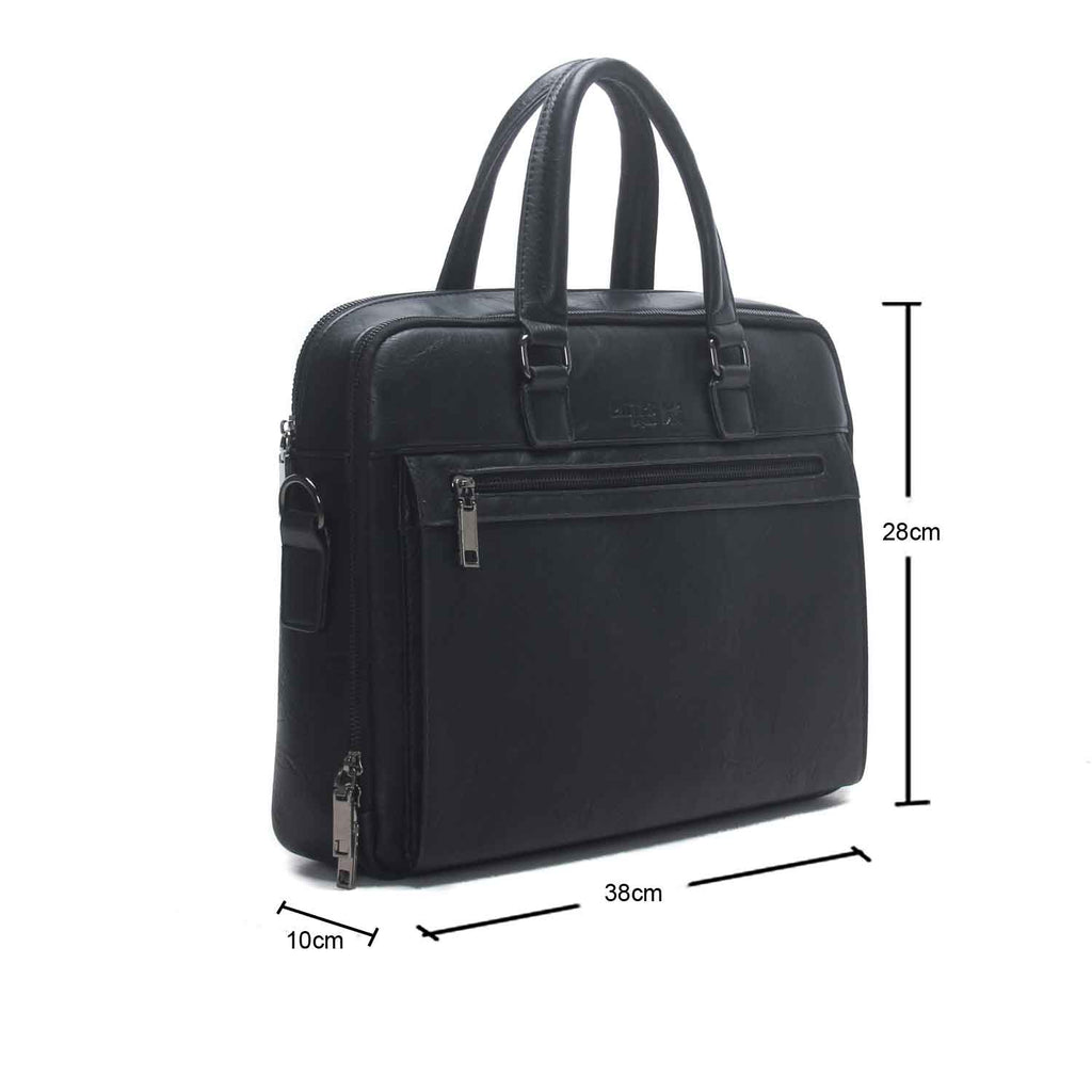 Classy briefcase bag for men