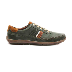 Ethan Men's Leather Sneakers - Sneakers - Pavers England