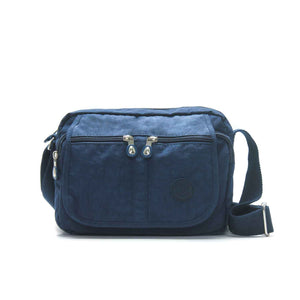 Women's Bag-Navy - Sling Bags - Pavers England