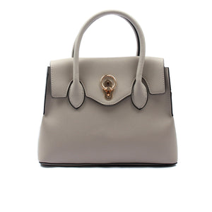 Women's Saddle Sling Bag-Taupe - Sling Bags - Pavers England