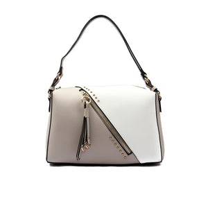 Two toned casual sling bag for women