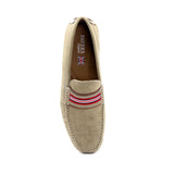 Men's Suede/Leather Moccasins