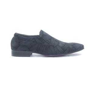 Men's Slip-on Shoe-Navy - Slip ons - Pavers England