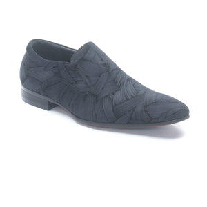 Men's Slip-on Shoe-Navy