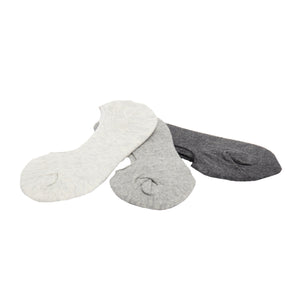 Pack of 3 Assorted Ankle Socks