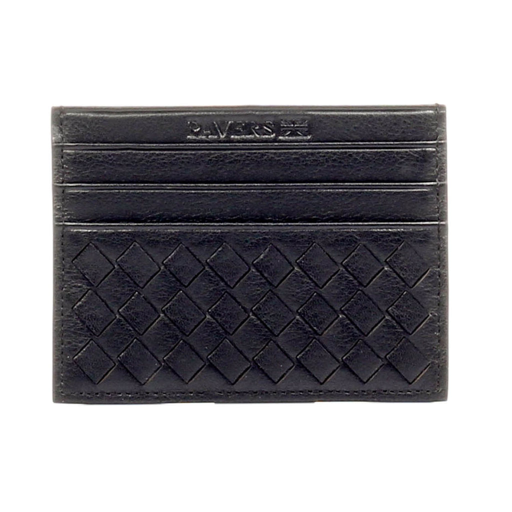 Card Holder - Black - Bags & Accessories - Pavers England