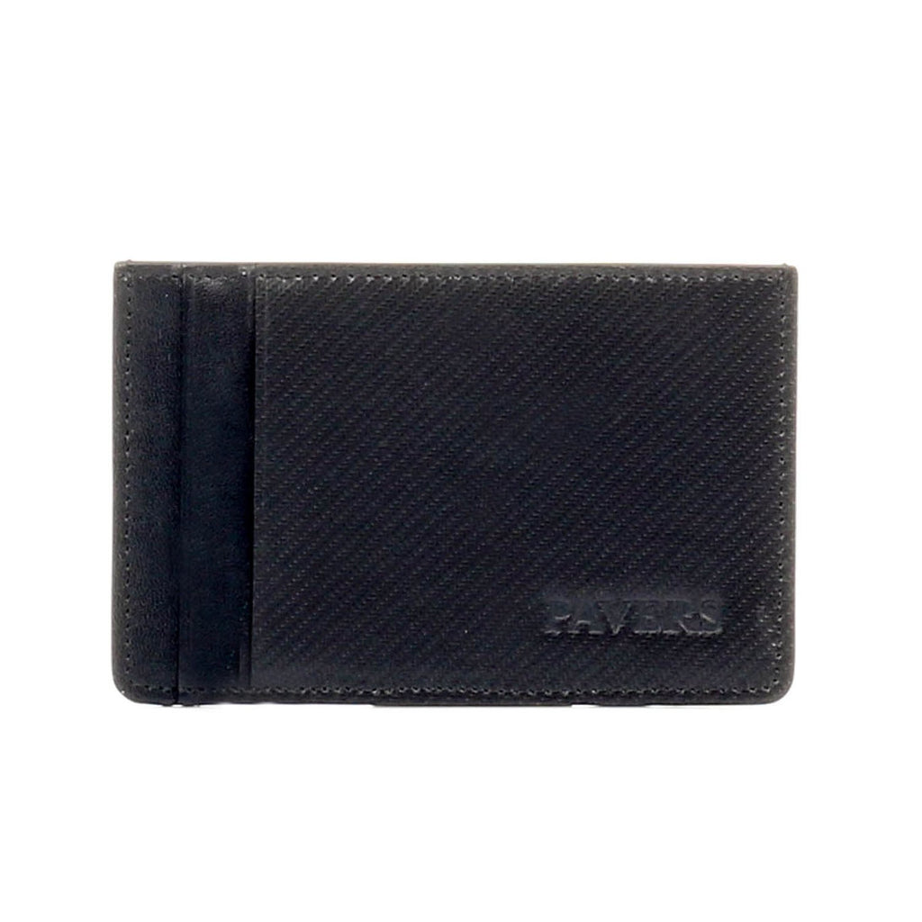 Premium Card Holder - Black - Bags & Accessories - Pavers England