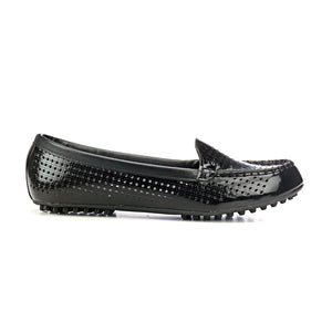 Classy Casual Loafers - Black - Full Shoes - Pavers England