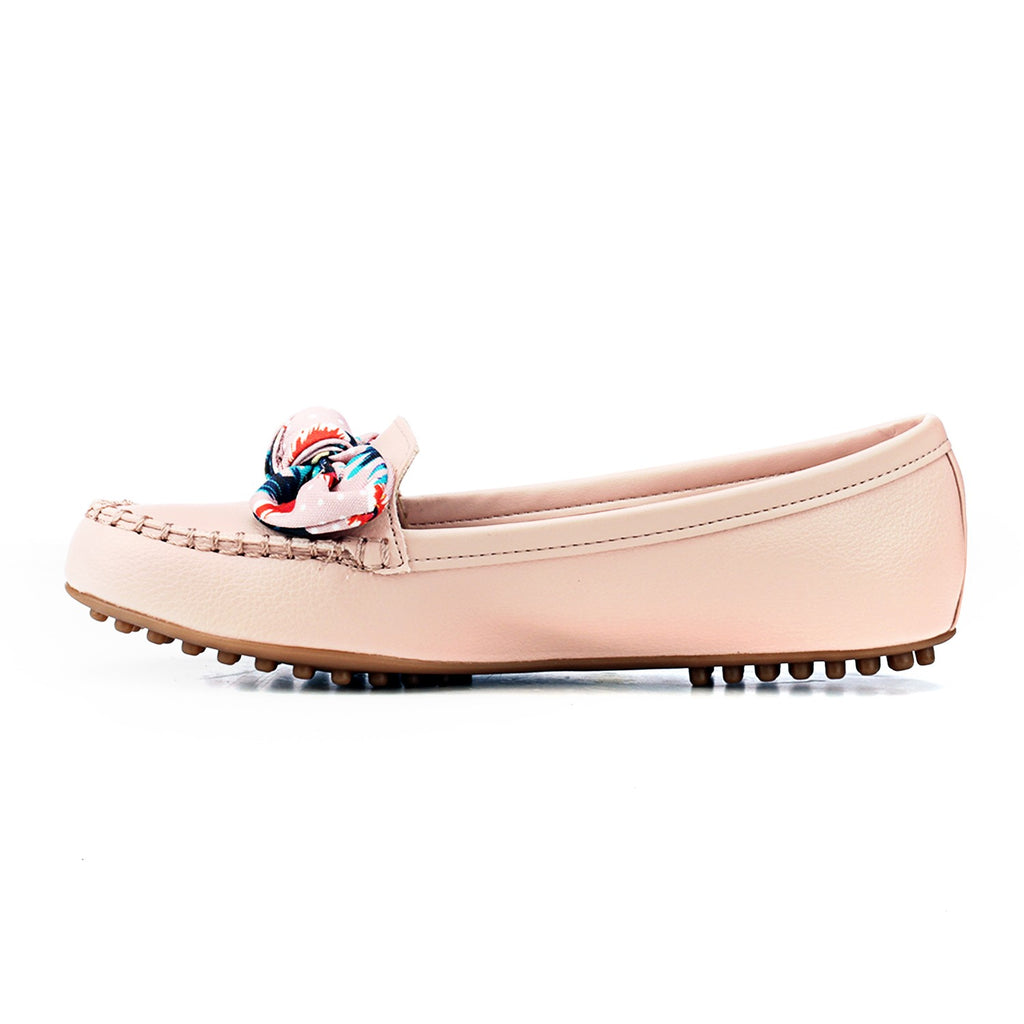 Women's Full Shoe - Pink - Full Shoes - Pavers England