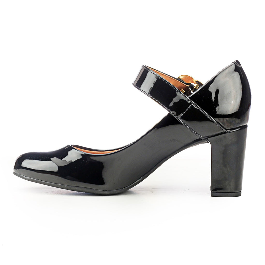 High-Heels Women - Black - Heels - Pavers England