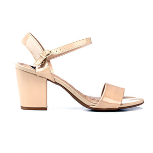 Heel Sandals with Buckle Fastening for Women - Sandals - Pavers England