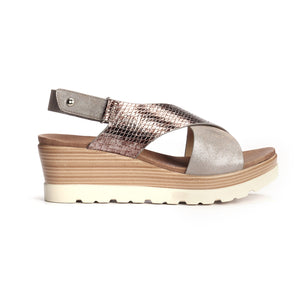 Textured Sandal for Women - Pavers England