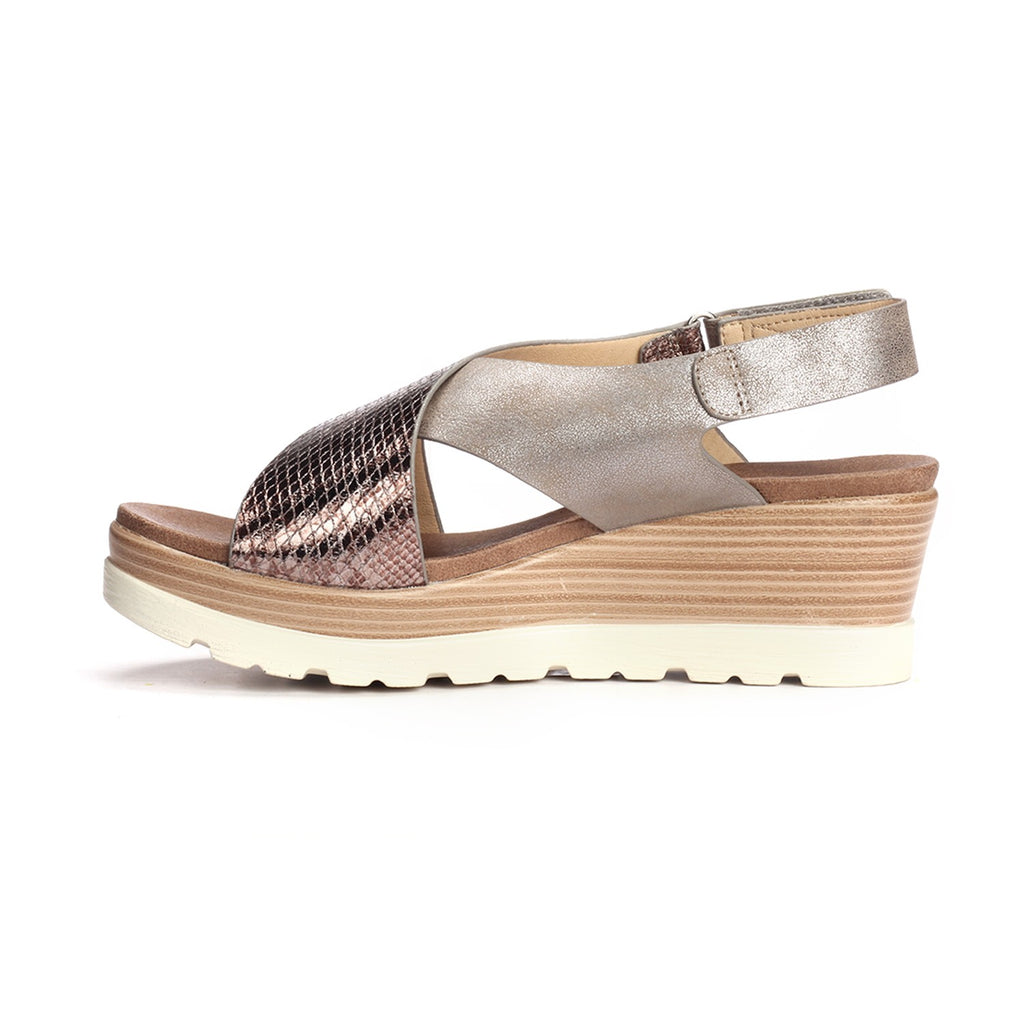 Textured Sandal for Women - Sandals - Pavers England