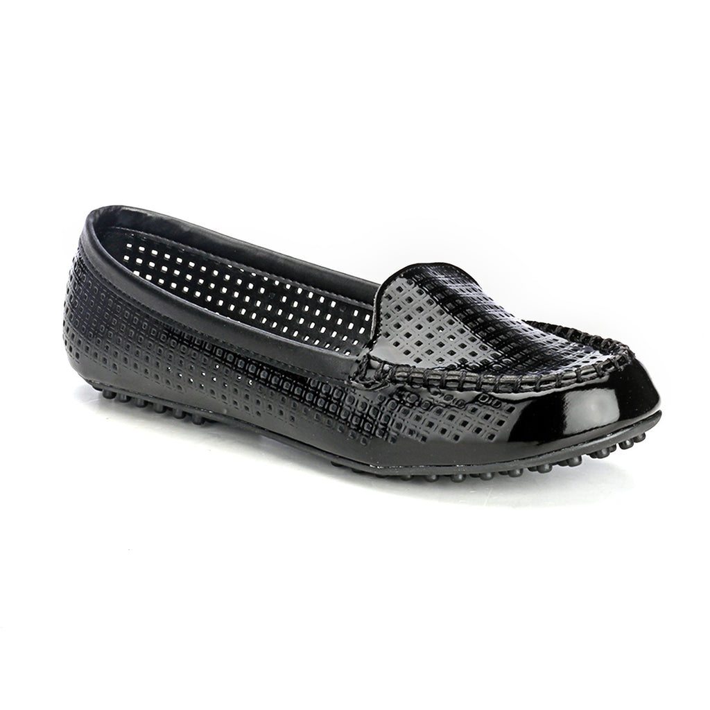 97b212959f1 Classy Black Casual Loafers - Shoe - Pavers England