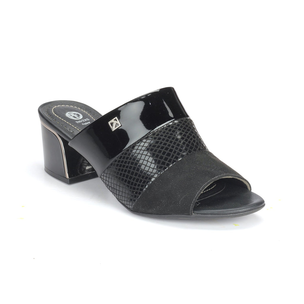 Women's Sandals - Mules - Pavers England