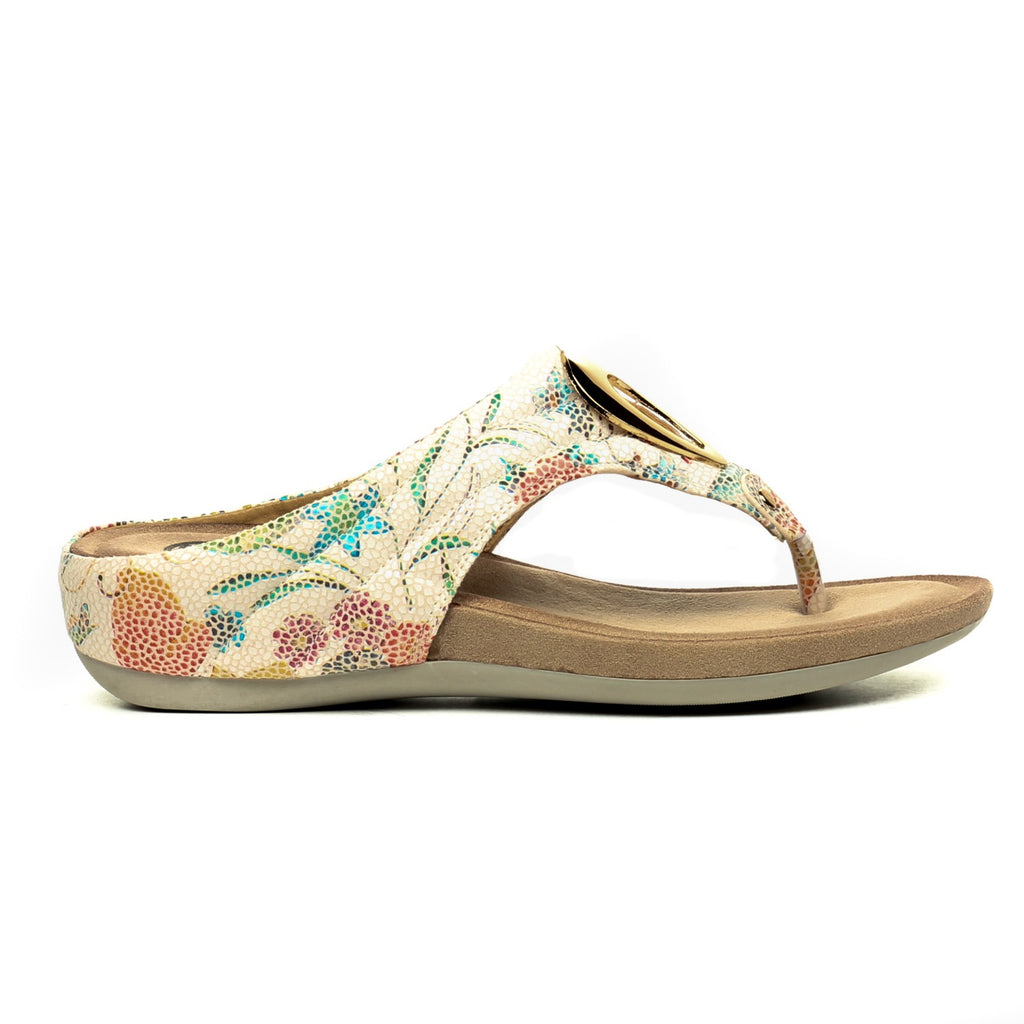 Women's Sandal - Toeposts - Pavers England