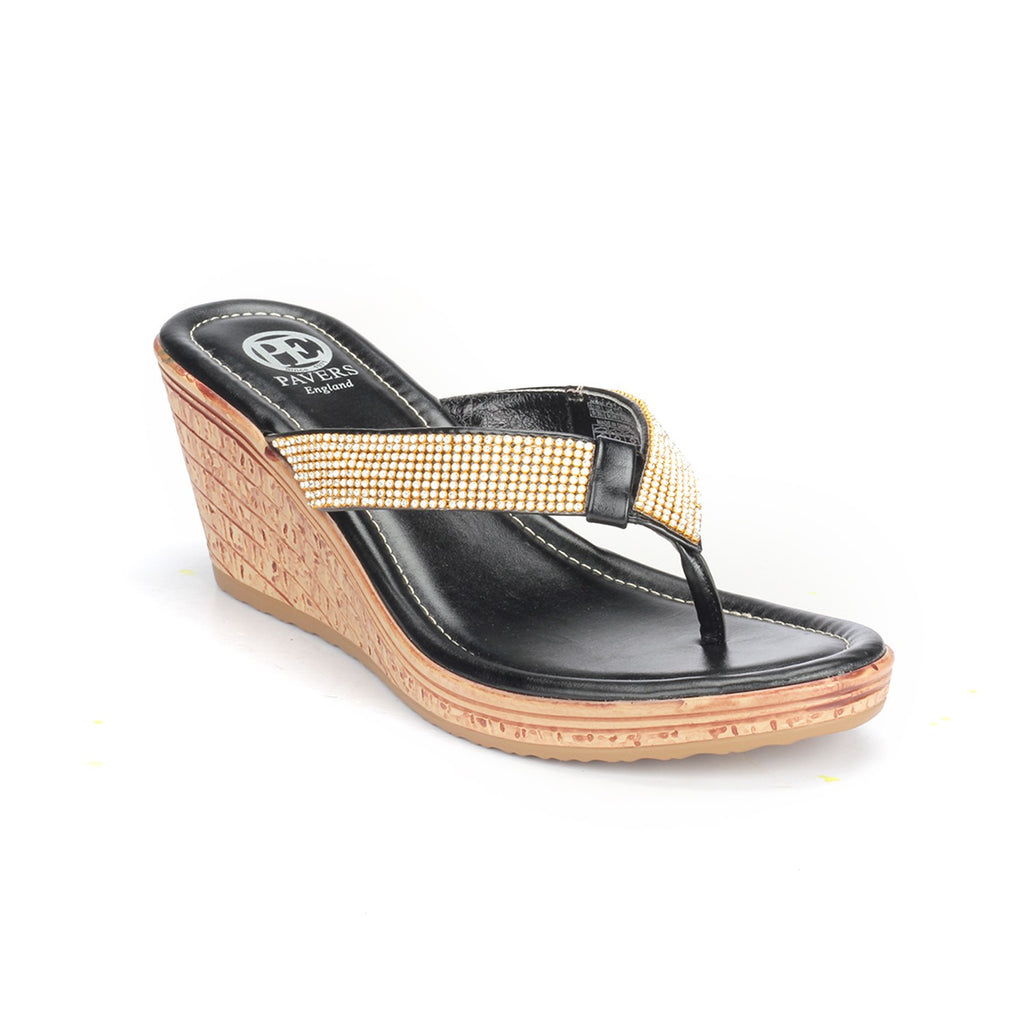 Trendy Wedges for Women - Toe Posts - Pavers England