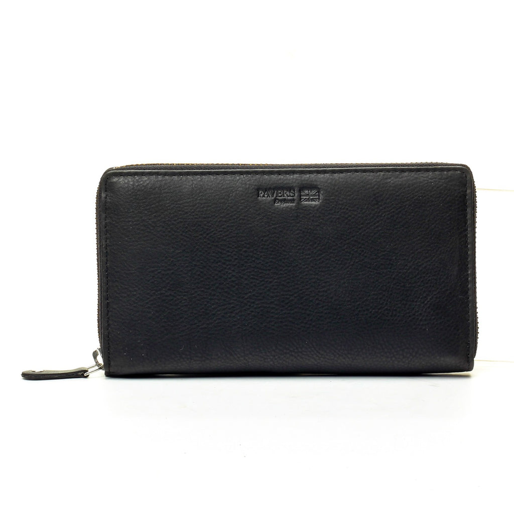 Women's Clutch - Black - Bags & Accessories - Pavers England
