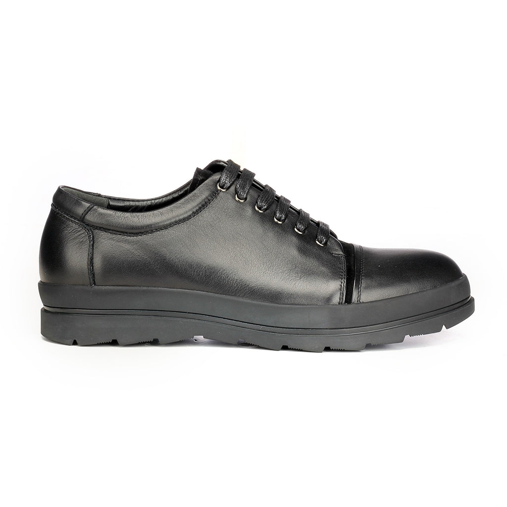 Men's Black Sneakers - Sneakers - Pavers England