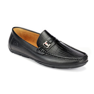 Textured Loafers for Men - Slip ons - Pavers England