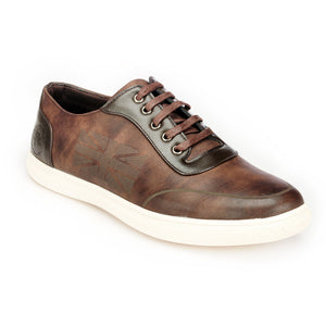 Trendy Casual Lace-ups - Brown - Sneakers - Pavers England
