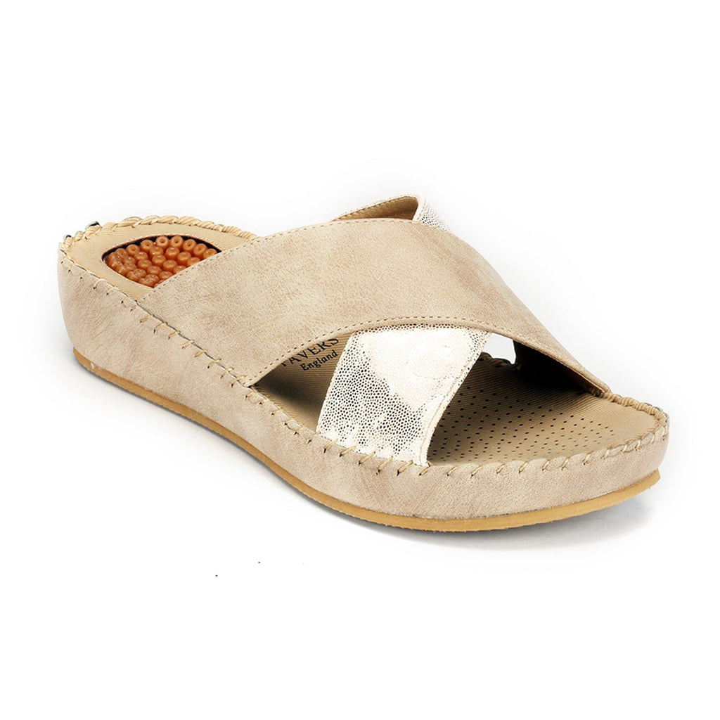 Textured Mules for Women - Mules - Pavers England