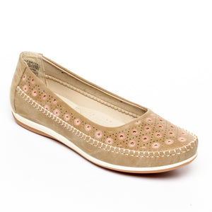 Full Shoe Ballerinas for Women - Pavers England