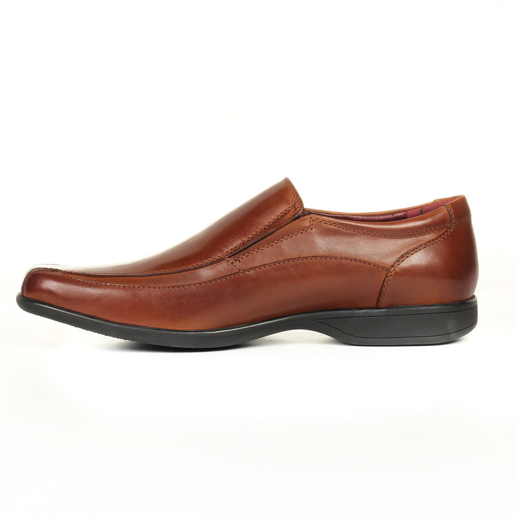 Men's Formal Shoe - Tan - Formal Loafers - Pavers England
