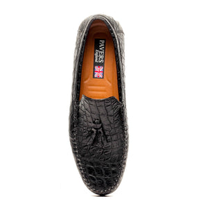 Men's Tassel Loafers - Shoe Slip-on - Pavers England