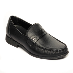 Leather Slip-on Loafers for Men - Slip ons - Pavers England
