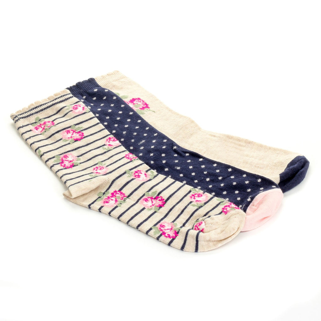Soft Cotton Women Socks - Bags & Accessories - Pavers England