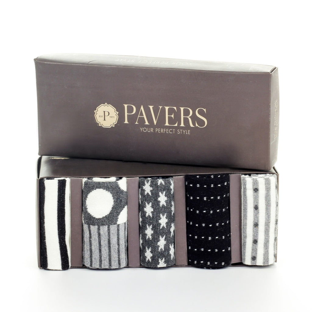 Value Pack Ladies Cotton Socks - Socks - Pavers England