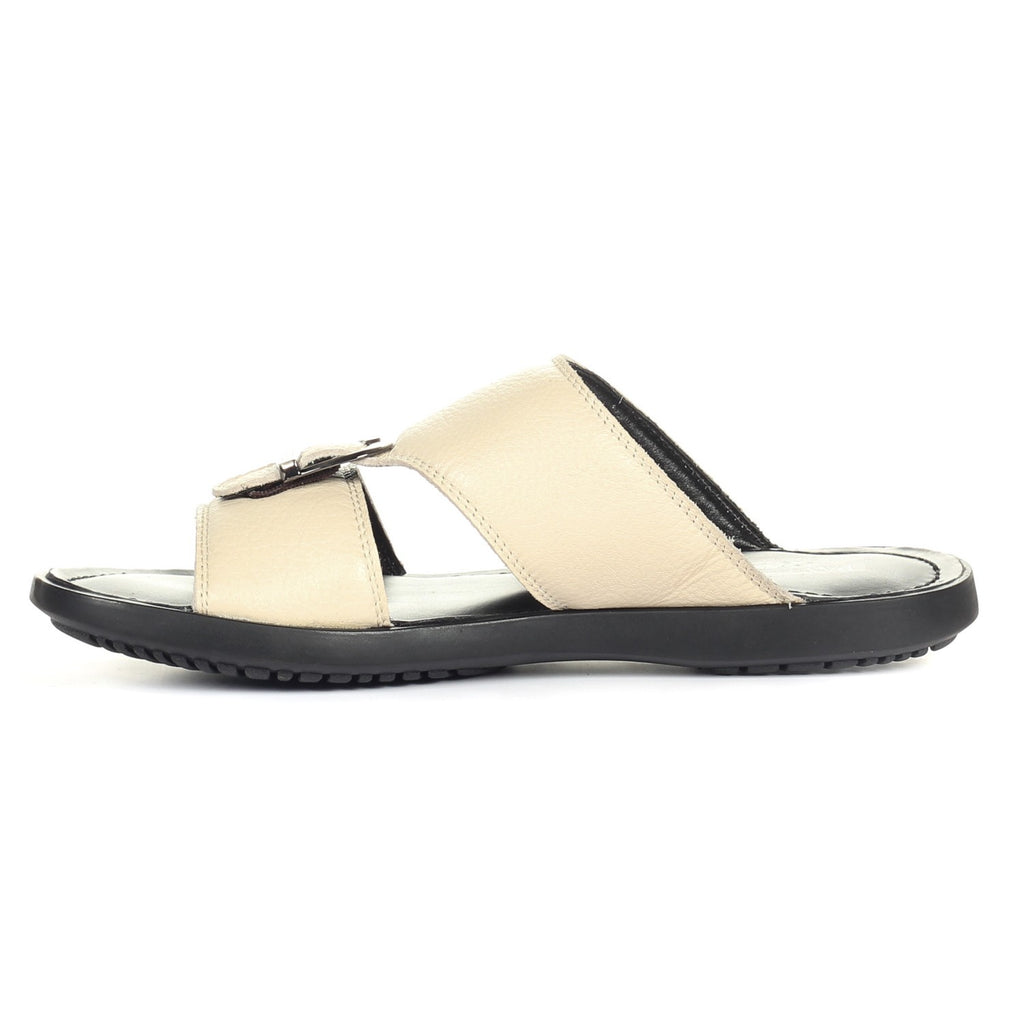 Men's Mules-White - Mules - Pavers England