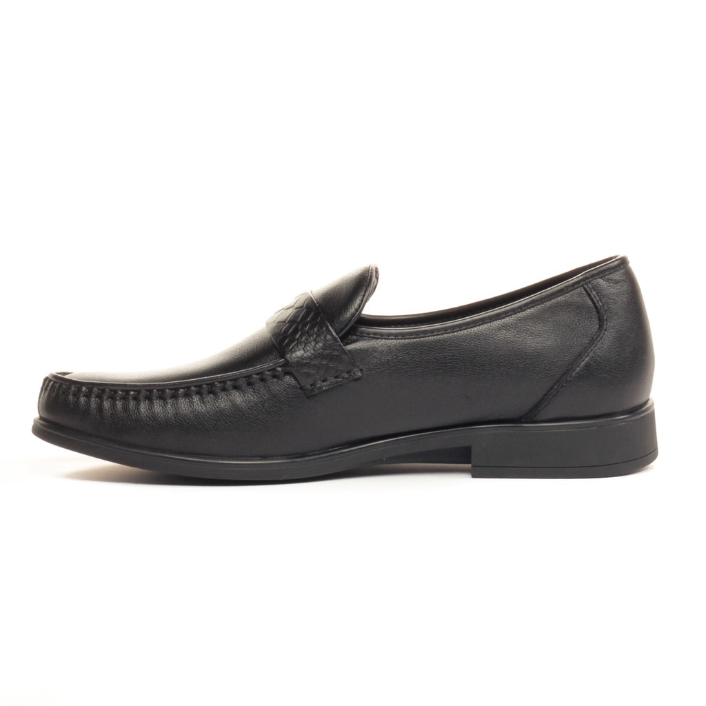 Leather Slip-on Loafers for Men - Pavers England