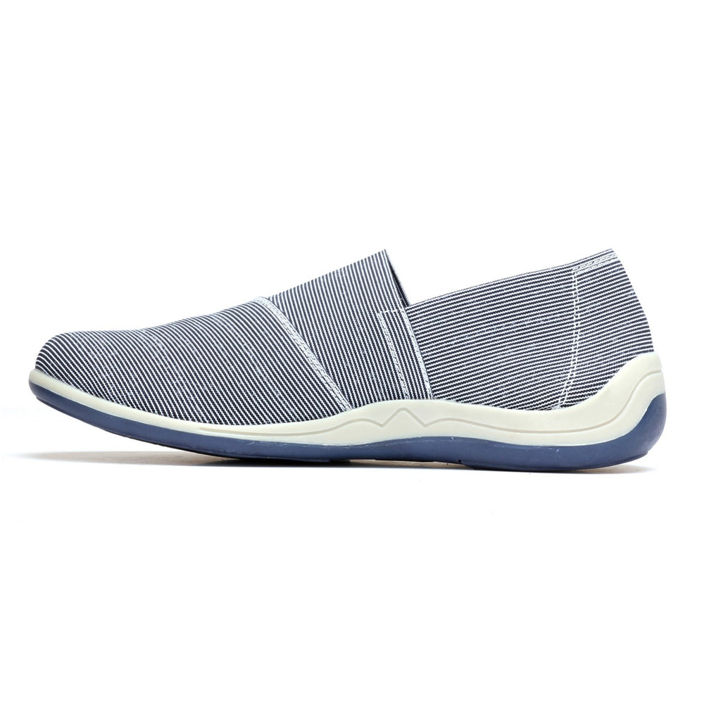 Elastic Slip-on for Women - Navy - Sneakers - Pavers England