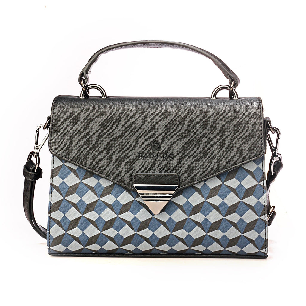 Trendy Black Sling Bag for Women - Sling Bags - Pavers England